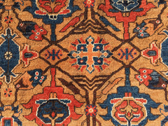 New Persian Hand-Knotted Antique Recreation of 19th Century Bakhshayish Carpet.  10'x14'   SOLD