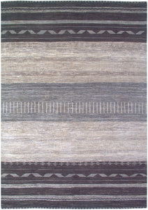 New Pakistan Hand-Knotted Modern Carpet           8'x 11'6""