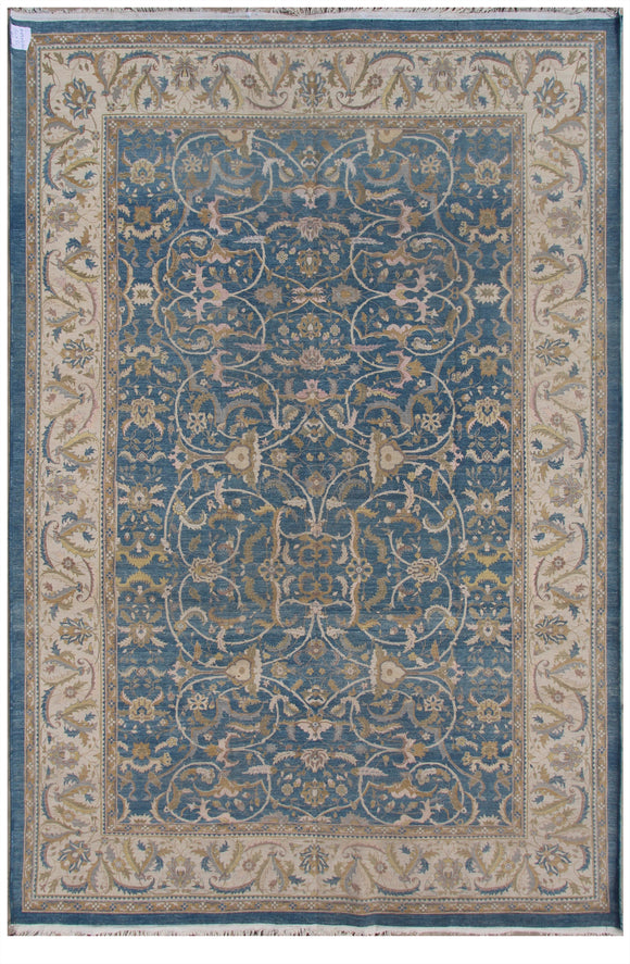 New Hand-Knotted Antique Recreation of 19th Century Persian Ferahan  12'x 17'10