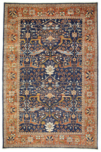 organic wool, plant based dye's, gorgeous rug!
