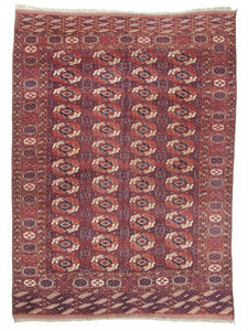 Antique Tekke Turkoman Carpet
