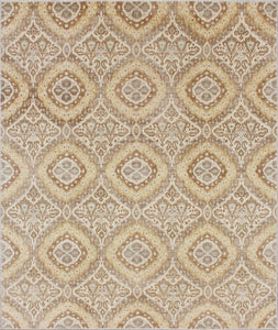 New Afghanistan Hand-woven Modern Rug    8'x 9'8""