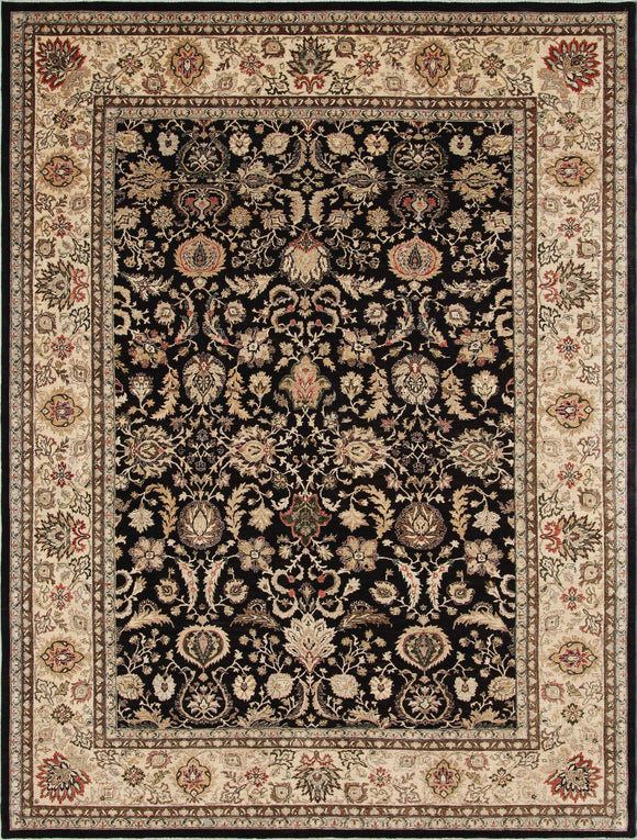 New Pakistan Hand-woven Antique Reproduction of a 19th Century Persian Ferahan Carpet  8'x 10' - 12'x 15'