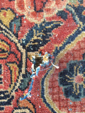 Vintage Persian Saruk Sarouq Carpet   SOLD!