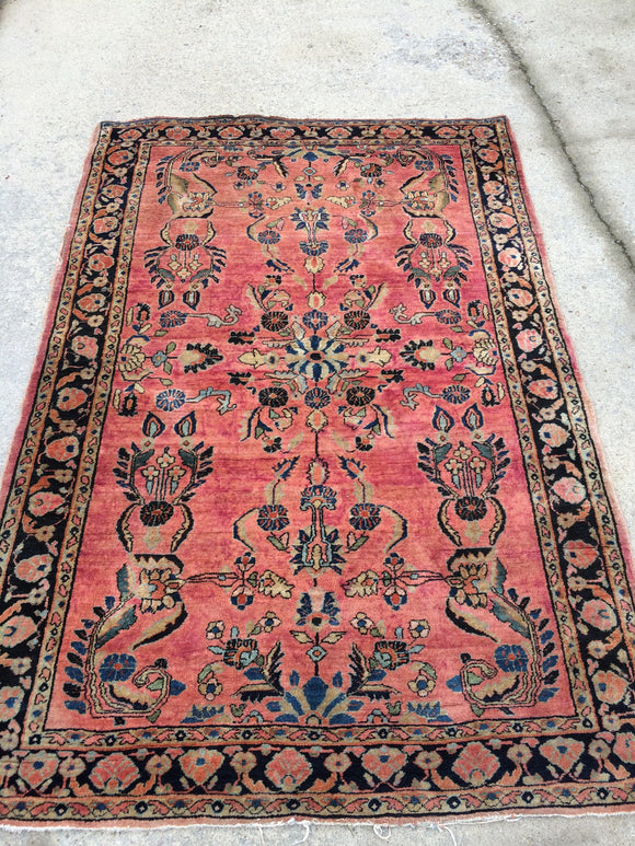 Antique Persian Sarouk  Sold!