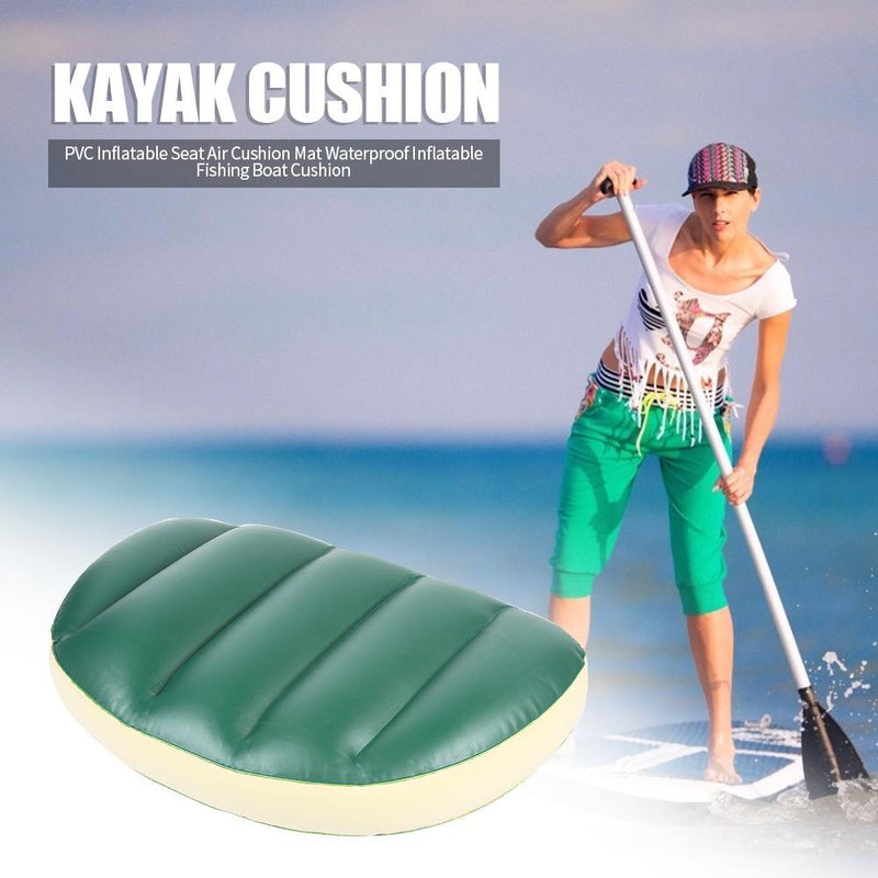 Inflatable Seat Air Cushion for Beach and River