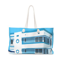 Load image into Gallery viewer, Art Deco Home Miami Beach Painting - Beach Bag