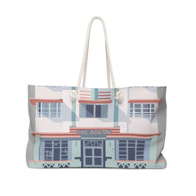 Load image into Gallery viewer, McAlpin Hotel Miami Beach Painting - Beach Bag