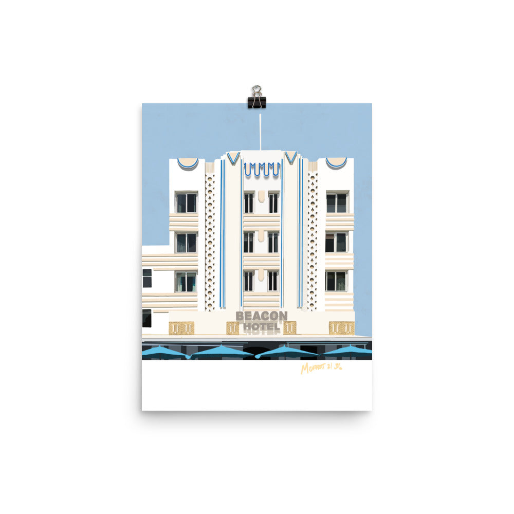 Beacon Hotel Miami Beach - Poster