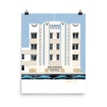 Load image into Gallery viewer, Beacon Hotel Miami Beach - Poster