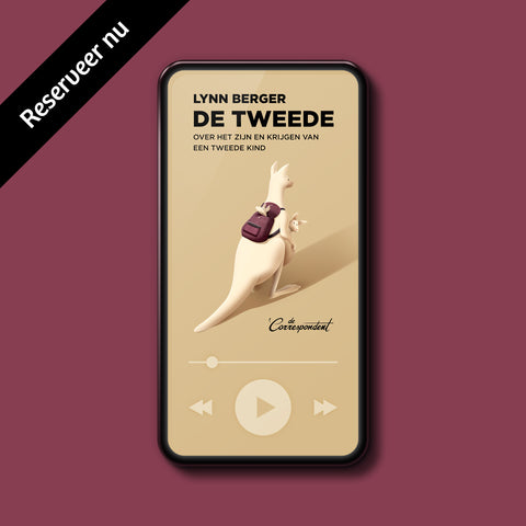 De tweede - Lynn Berger (audioboek)