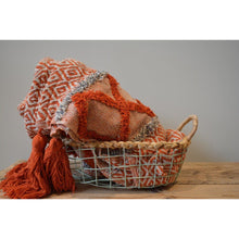 Load image into Gallery viewer, Arizona Burnt Orange Throw