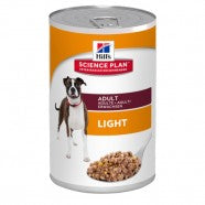 Hills Canine Adult Light Dose 370g