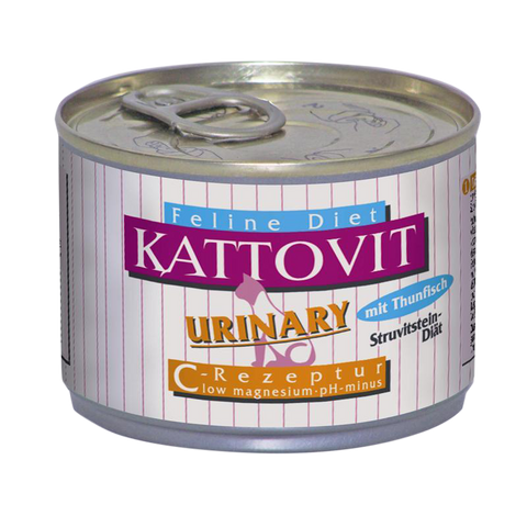 Kattovit Urinary – Low Magnesium Thunfisch 85g