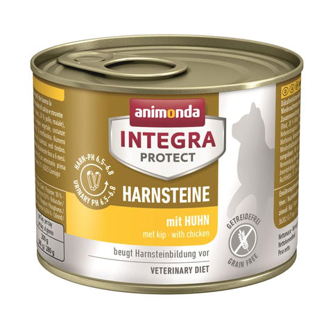 Animonda Cat Dose Integra Protect Harnstein mit Huhn 200g