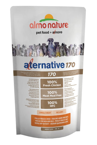 Almo Nature Alternative 170 XS/S Frisches Huhn und Reis