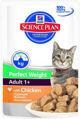 Hill´s Science Plan Feline - Perfect Weight Adult 1+ mit Huhn