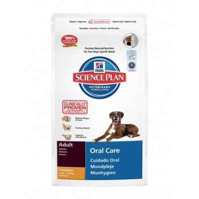 Hill's Canine Oral Care Hundefutter 2kg