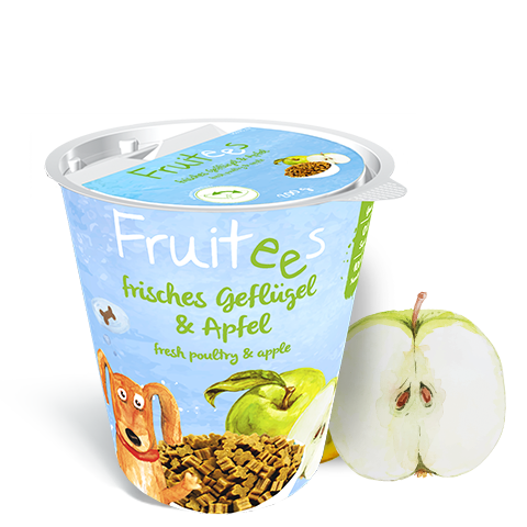 Bosch Finest Snack - Fruitees Apfel