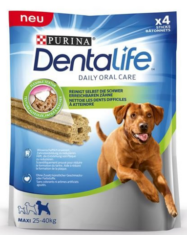 Purina Dentalife Maxi 142g