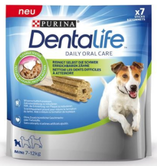Purina Dentalife Mini 115g