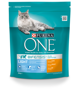 Purina ONE Bif.TR Light 800g