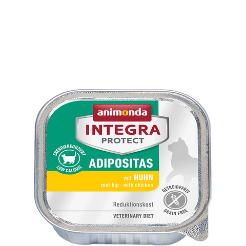Animonda INTEGRA Protect CAT Adipositas - Huhn