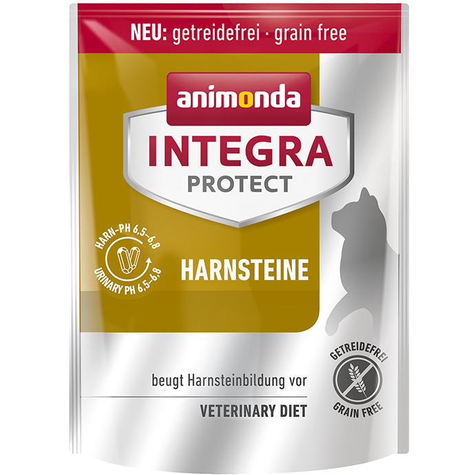 Animonda INTEGRA Protect CAT Harnsteine 300g