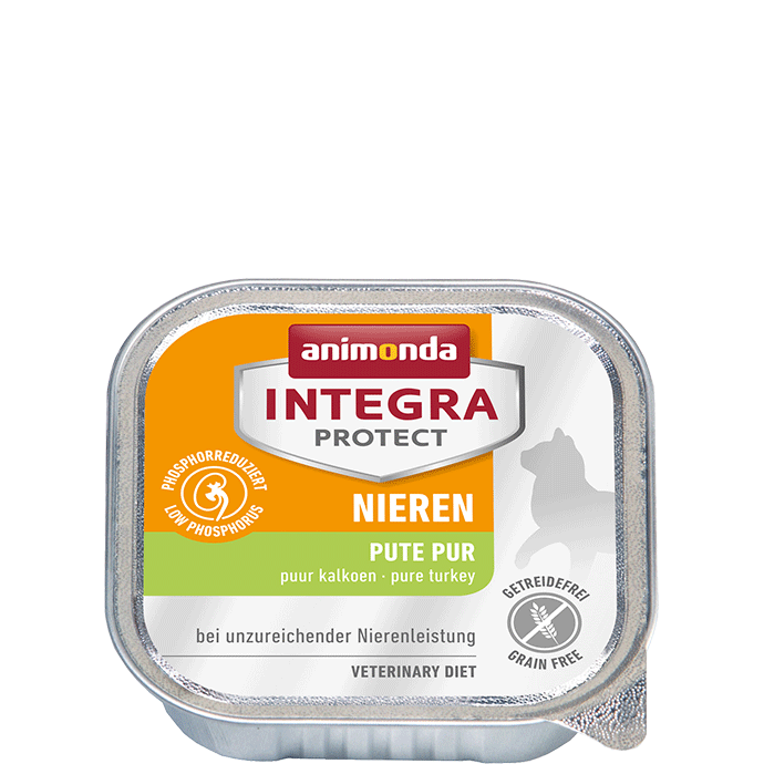 Animonda INTEGRA Protect CAT Nieren - Pute pur