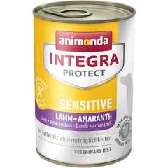 Animonda INTEGRA Protect Sensitive - Lamm + Amaranth