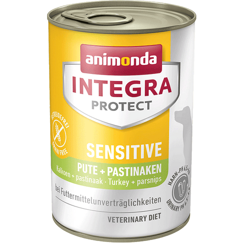 Animonda INTEGRA Protect Sensitive - Pute + Pastinaken