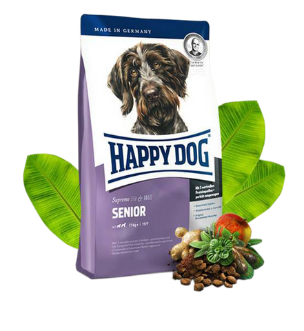Happy Dog Fit & Well Senior