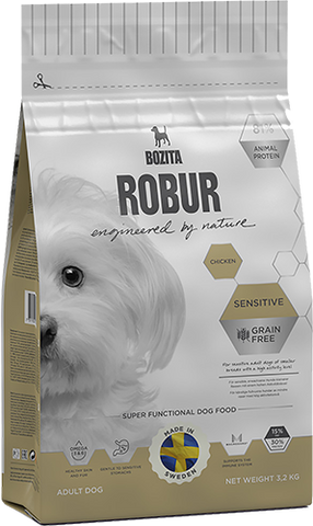 Bozita Robur Sensitive - Grain Free Chicken