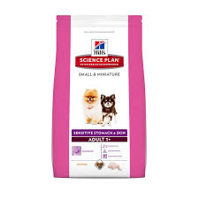 Hill's Canine Adult Small & Miniature Sensitive Skin & Stomach