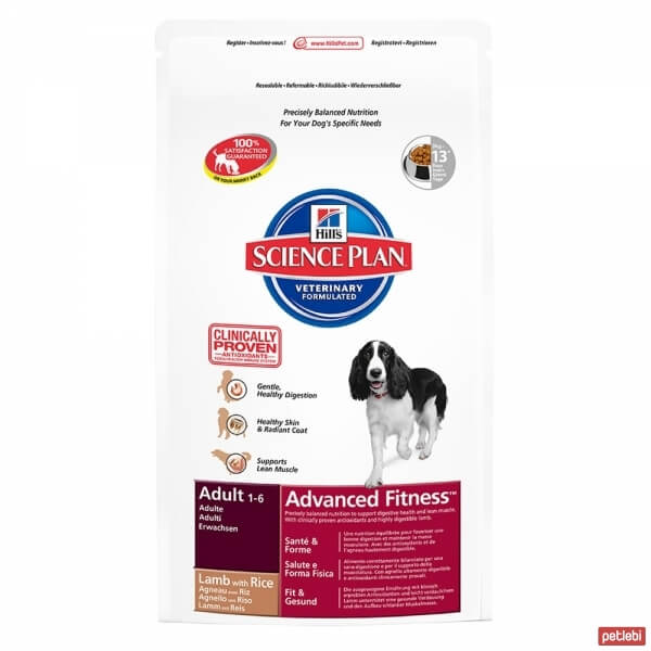 Hill´s Canine Adult Large Breed Lamm & Reis 12kg