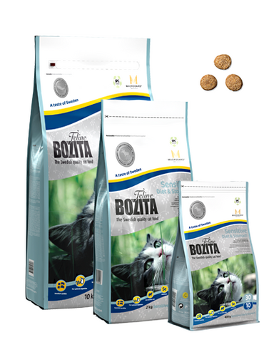 Bozita Cat Diet & Stomach