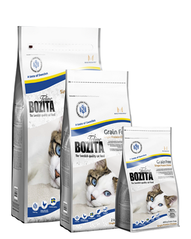 Bozita Feline Grain Free - Chicken