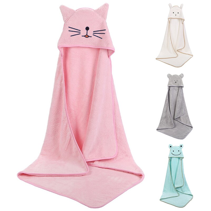Kid Hooded Towel