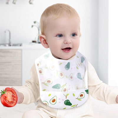 Cotton Bibs For Babies