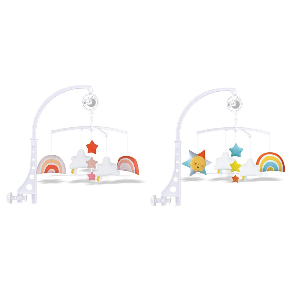 Baby Crib Mobile Bell Rattle
