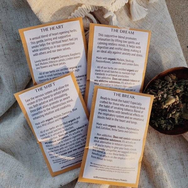 herbal sampler set
