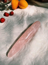 Large Rose Quartz Wand