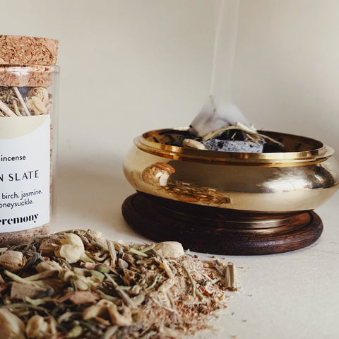 self ceremony incense. incense burner. incense meaning. ritual with incense.