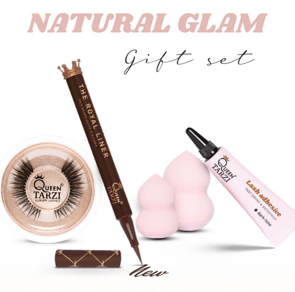 Natural Glam Gift Set