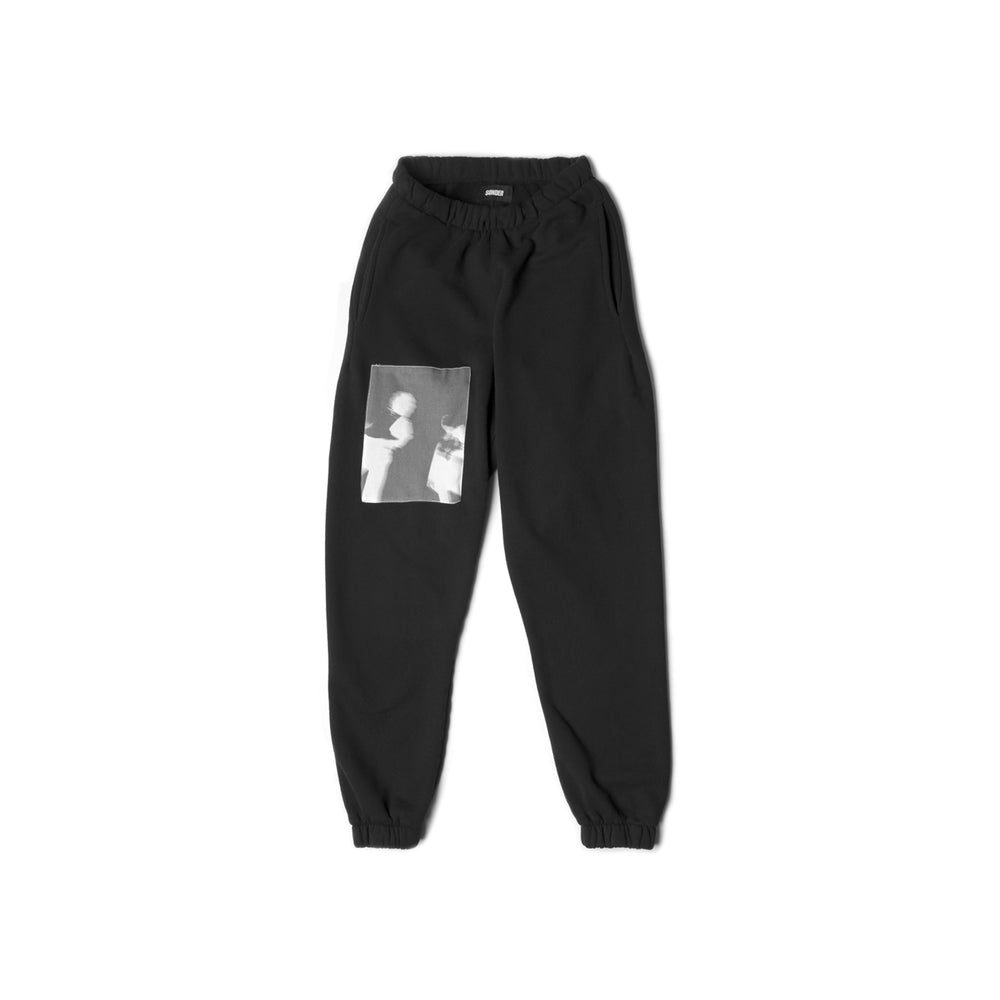 Patch Sweats - Black Patch