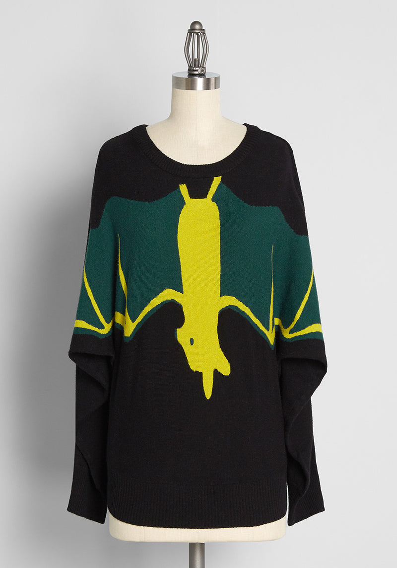 Halloween Sweaters will Spook You Silly at Modcloth
