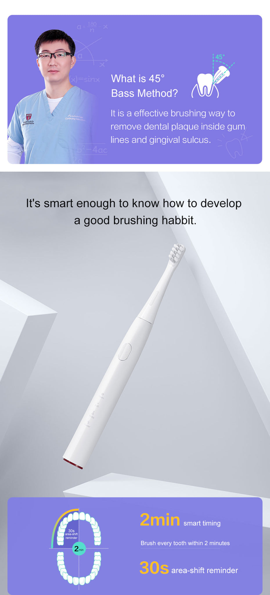 electric toothbrush dental health dental caries oral care oral health care oral health center oral hygiene oral health journal oral health education oral cancer  Xiaomi Youpin Classic DR Bei Gy1 red white electric toothbrush