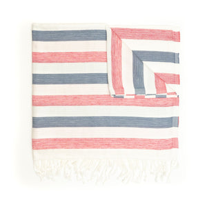 Arc Peshtemal Pure Cotton Beach Towel