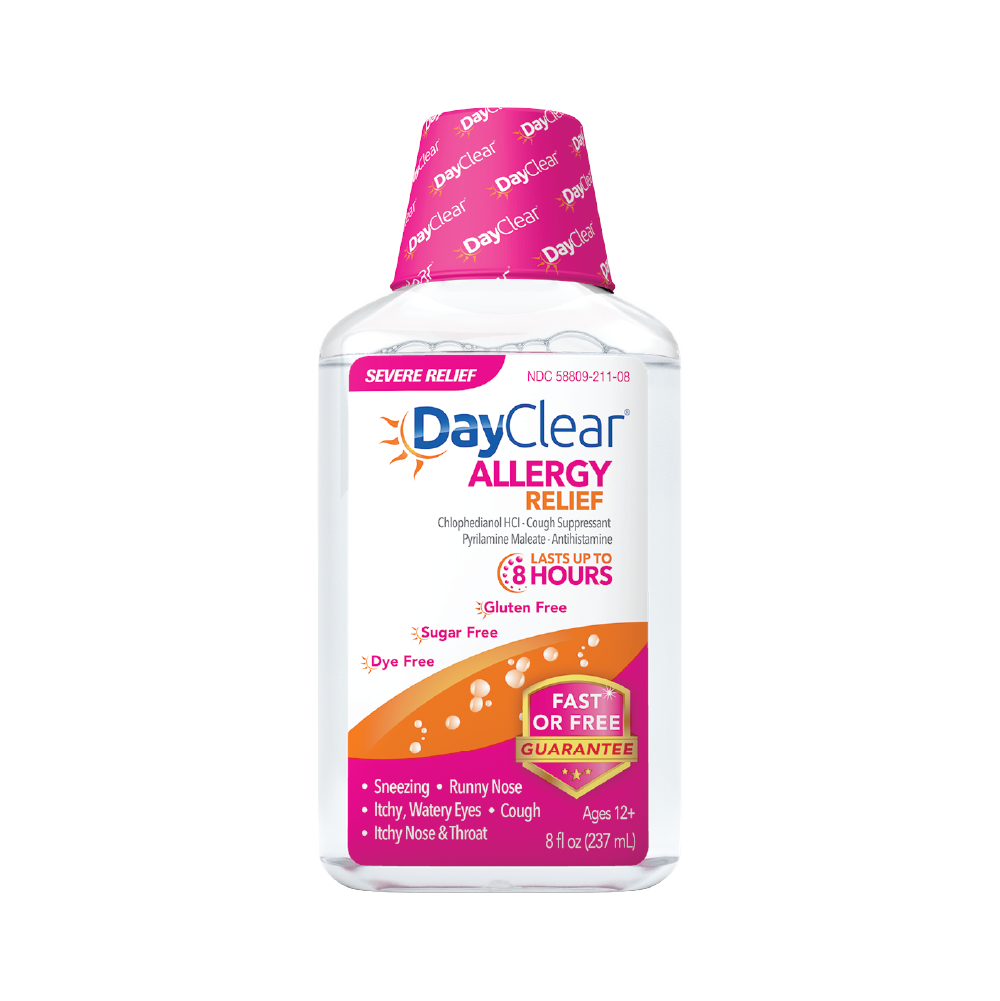 DayClear® Allergy Relief Liquid