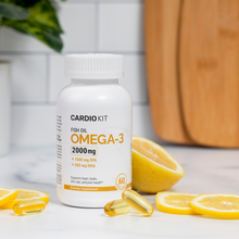 Load image into Gallery viewer, Omega-3 Fish Oil